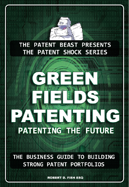Click on Cover of Green Fields Patenting, by Bob Fish to learn more
