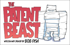 The Patent Beast 1 book cover